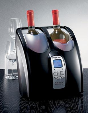 Pro Double-Bottle Professional Wine Chiller