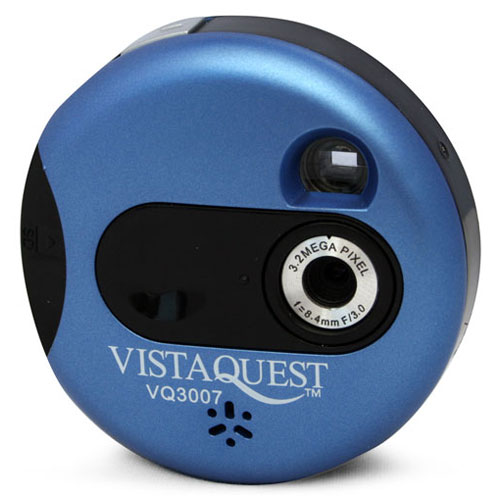 VistaQuest 3MP VQ-3007 digital camera
