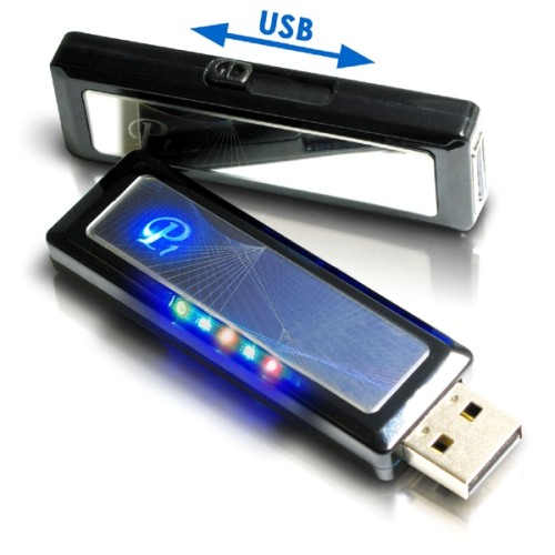 mirror-surfaced USB flash