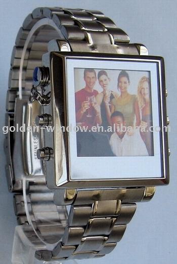 digital mp4 watches