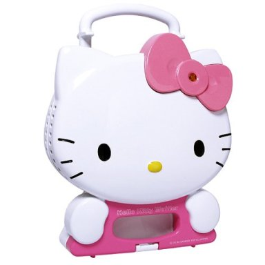 Hello Kitty Waffle Maker