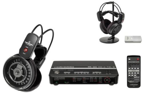 Digital Wireless Headphone System
