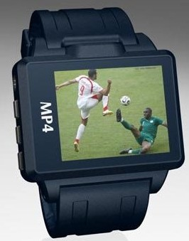 "2GB 1.8"" MP4 Watch"