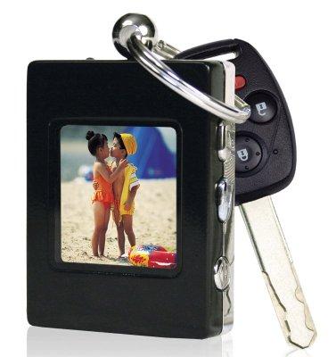 Digital Photo Keychain