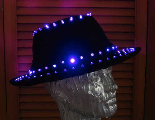 lighted hats