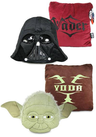 Star Wars Convertible Pillows