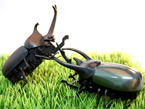 Rechargeable R/C Beetle Battle