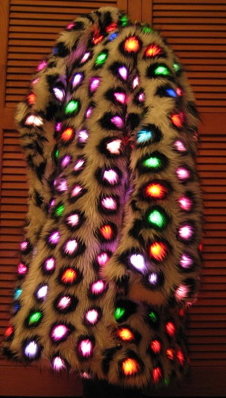 color changing coat