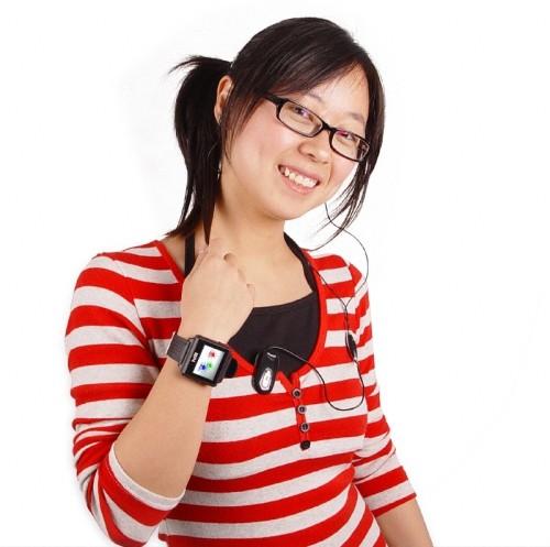 Bluetooth MP4 Watch