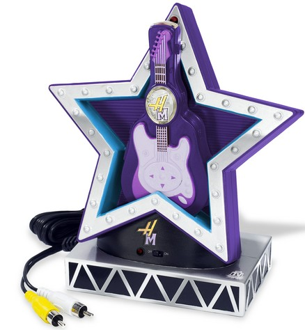 Jakks Hannah Montana Deluxe TV Game