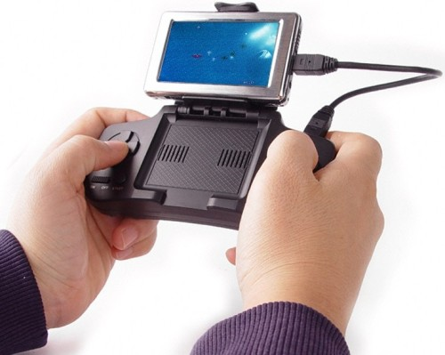 Game + Touchscreen MP4 Player