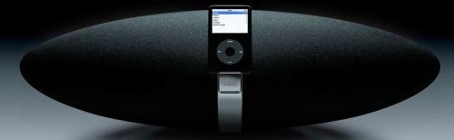 Zeppelin Speakers for iPod
