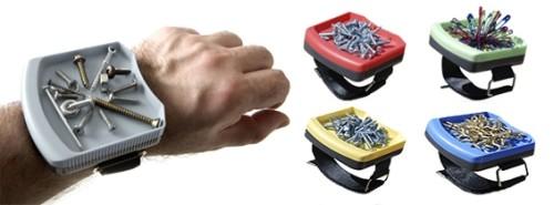 Handyman's Helper Magnetic Wristband