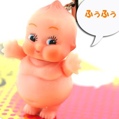 The Craziest Kewpie Doll Strap Figure