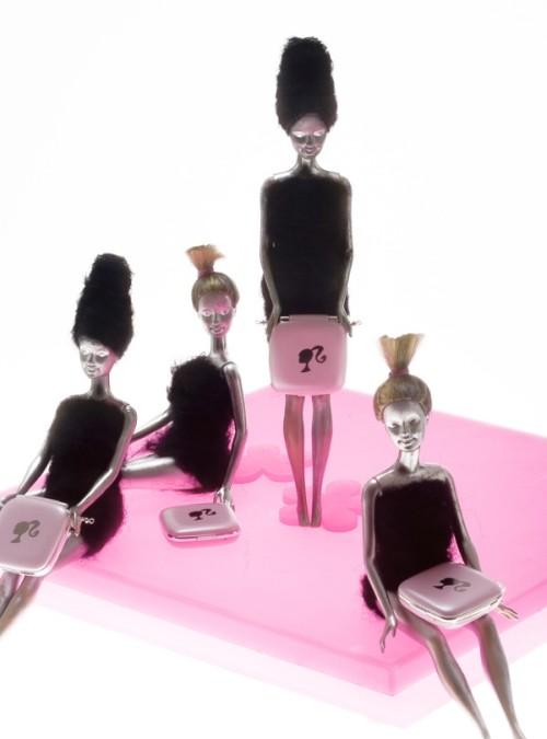 A mp3 player 'Barbie B2′