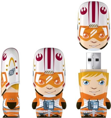 Luke Skywalker mimobot USB Flash Drive 4GB