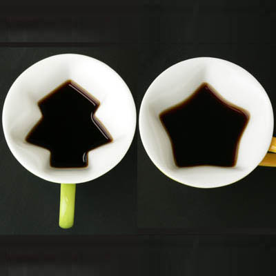Tree Mug/ Star Mug