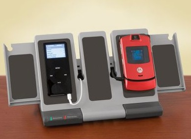 The Five Device Recharging Station