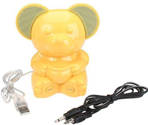Bear Speaker + Radio
