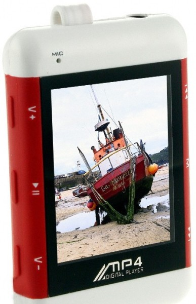 Travelers MP4 Player