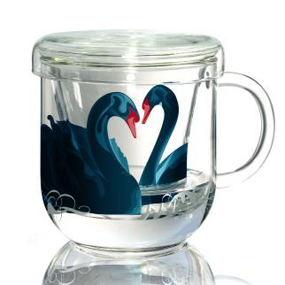 Predator or Prey Tea Glass Cup
