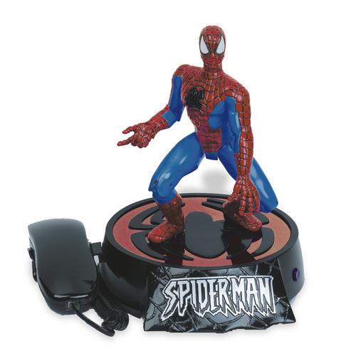 Spider-Man Animated Phone