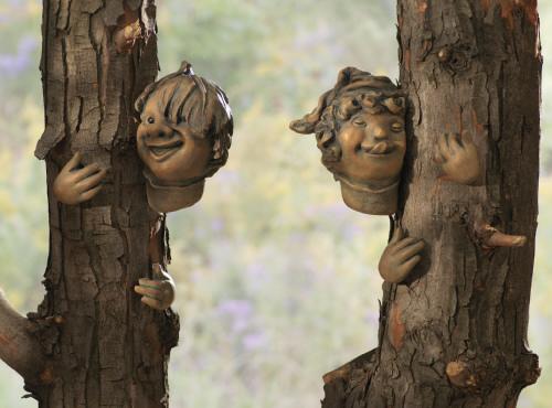 Tree Hugger Gnome