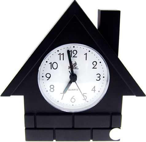 Alarm Clock Spy Camera