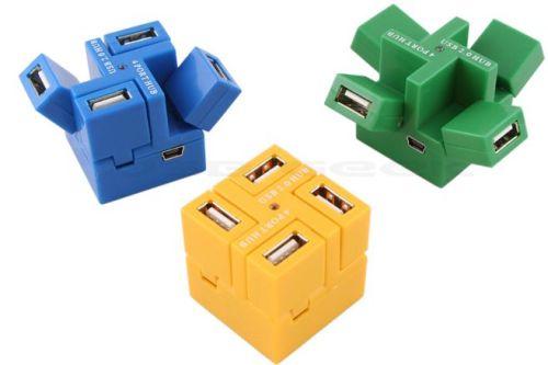 Cubic USB Hub