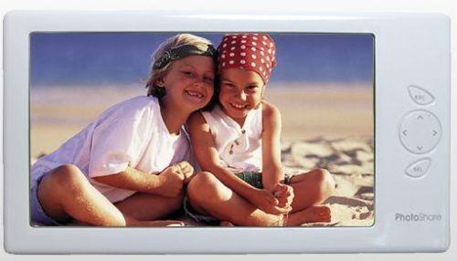 Photoco 7XL 7″ Digital Photo Album and Frame