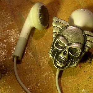 earbud bizarre