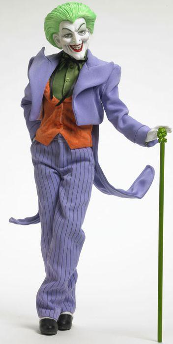 Tonner DC Stars The Joker Doll