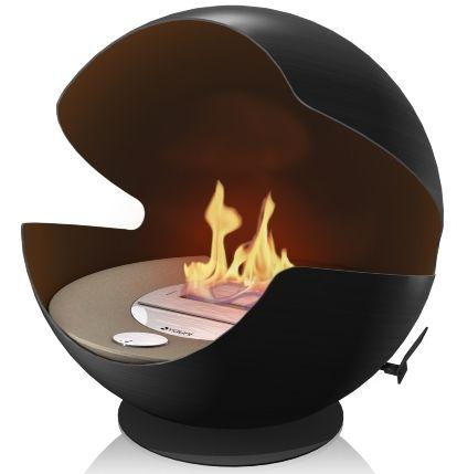 Vauni Globe fireplace