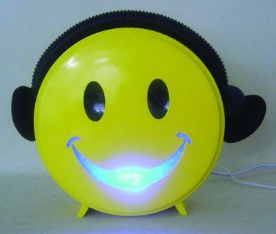 Happy Face Speaker Light