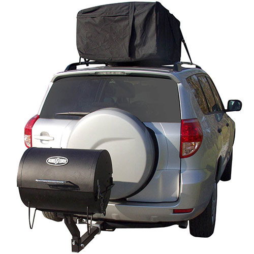 Charcoal Tailgating Grill