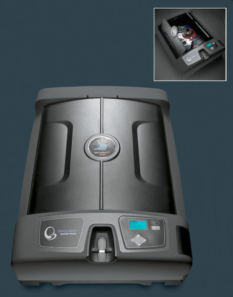 Biometrics BioVault 2.0 Fingerprint Safe