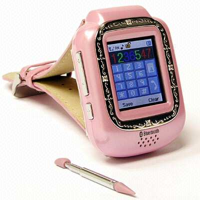Cell phone Watch Bluetooth