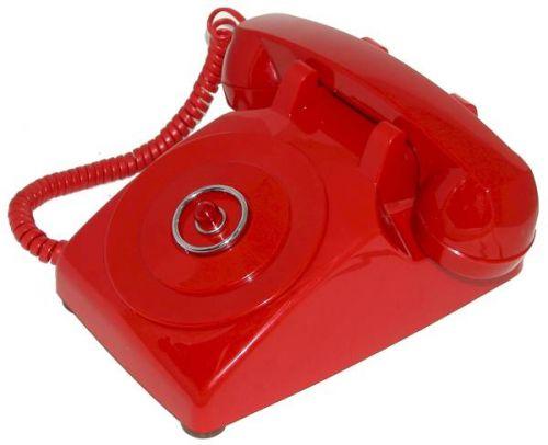 Flashing Red Phone Like Batman