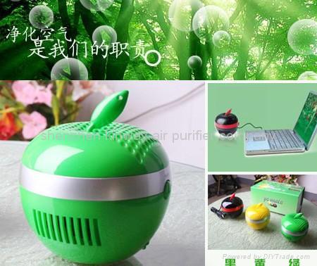 apple usb Compute air purifier