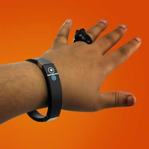 BluAlert Vibrating Bluetooth Wristband
