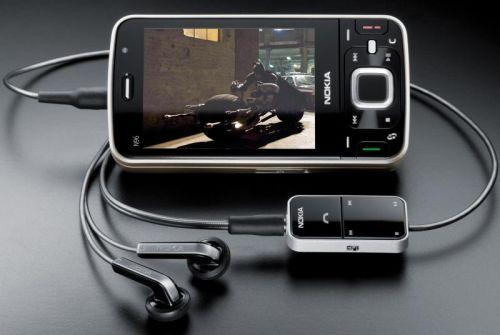 Nokia N96 photo