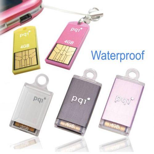 Waterproof USB Flash Drive Overclocking Module from PQI