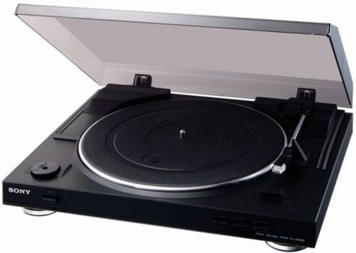Sony Turntable With USB Output