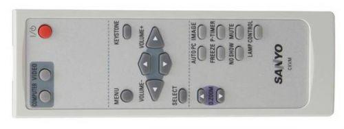SANYO PLC-XW60 remote