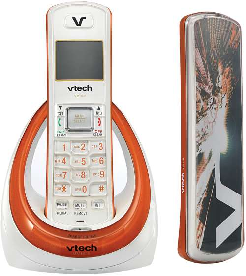 First Handset With Customizable Graphics