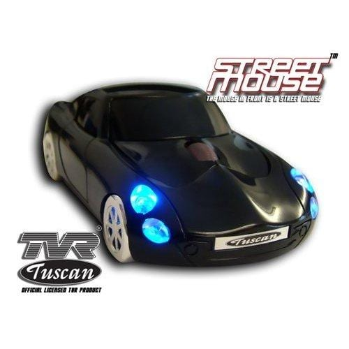 TVR Tuscan Wireless Car Street Mouse