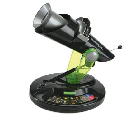 Interactive Solar System Projector