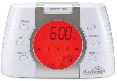 Daybreak Alarm Clock
