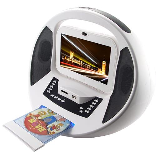 Portable Digital Media Center