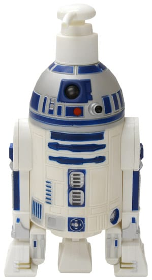 R2-D2 Shampoo Bottle